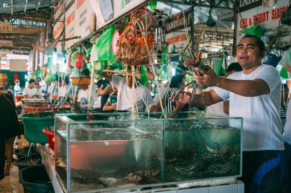 Chúng ta đến giờ ghé chợ để săn tìm những loại hải sản tươi ngon nhất.