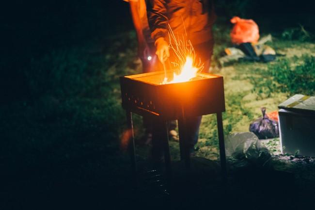 Chỉ cần một nơi để ngọn lửa bập bùng