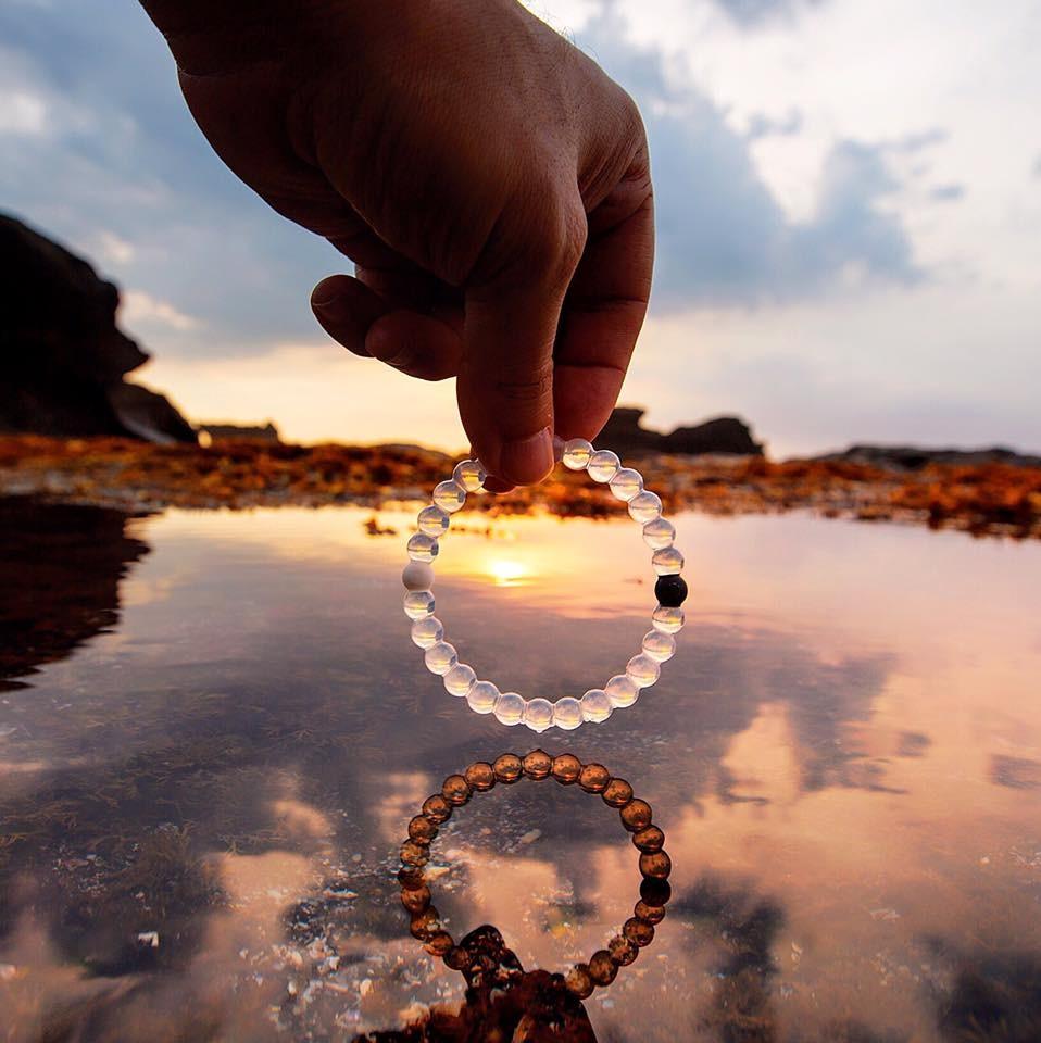 Chiếc vòng biểu trưng cho sự cân bằng của sự sống