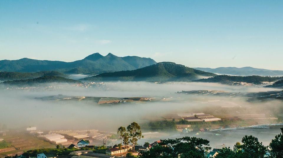 Bình minh của xứ sở sương mù