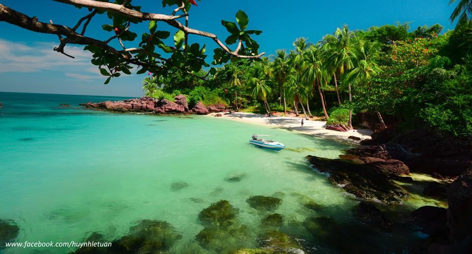 Thiên đường biển của Kiên Giang - Ảnh: Huỳnh Tuấn