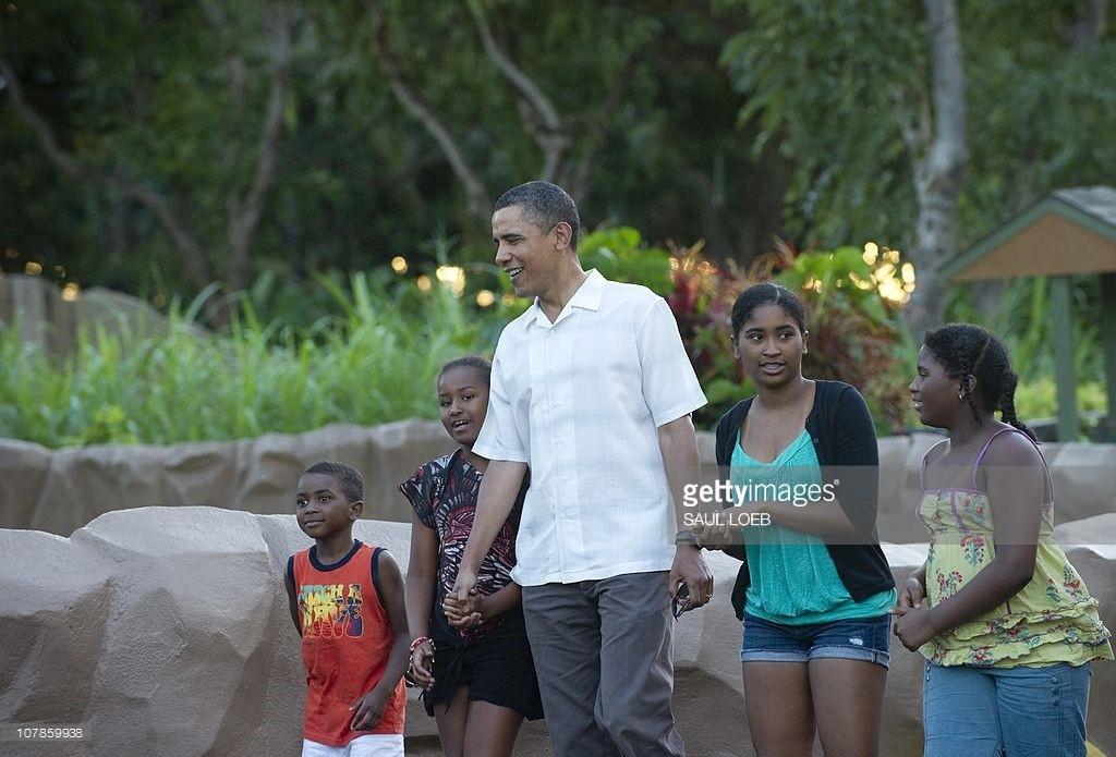 Tâm hồn của vị tổng thống có một phần dành riêng cho Hawaii