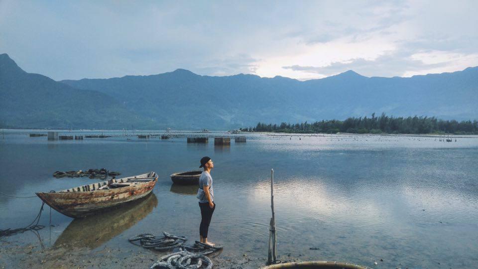 Trước đó, Tuấn Anh hay còn gọi là Khìn đã khiến cộng đồng mạng xôn xao khi chia sẻ chuyến đi Quảng Bình chỉ tốn 2,6 triệu với nhiều trải nghiệm.