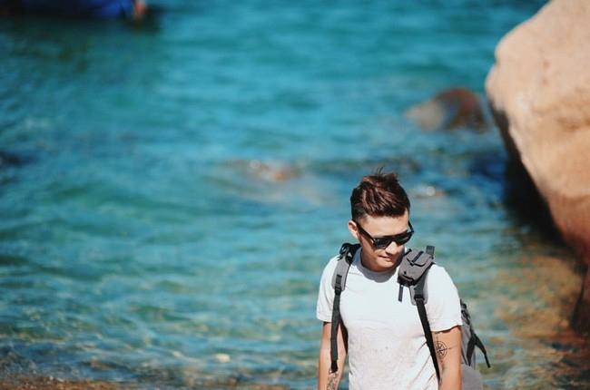 Cần chi đi đâu xa, ở Việt Nam cũng có những vùng biển đẹp không thua gì Maldives! - Ảnh 7.