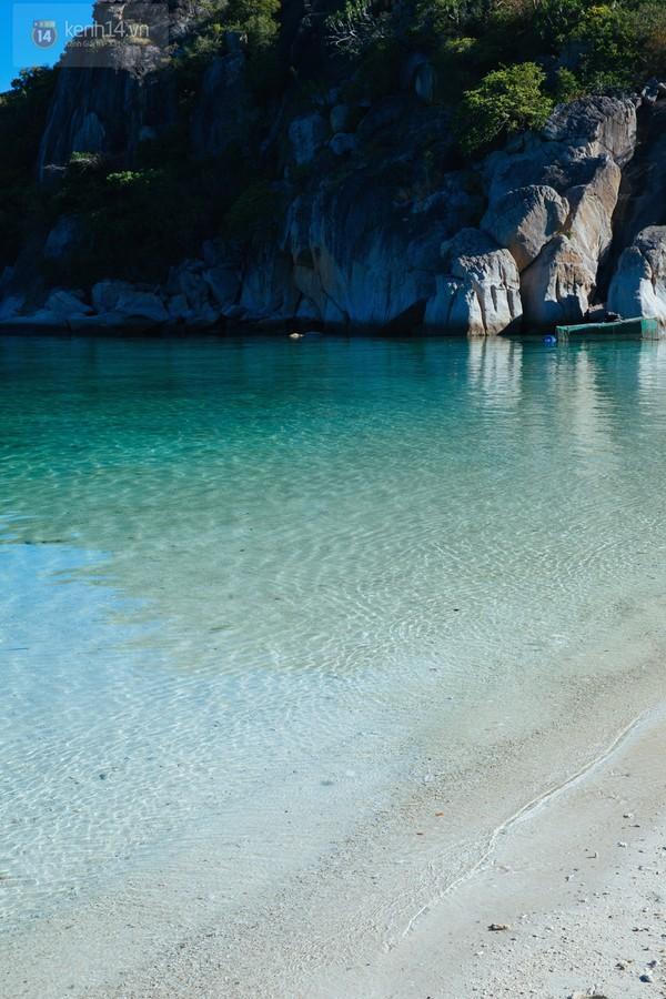 Cần chi đi đâu xa, ở Việt Nam cũng có những vùng biển đẹp không thua gì Maldives! - Ảnh 13.