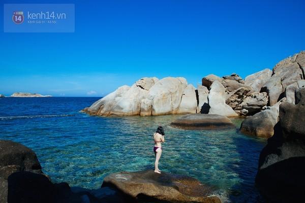 Cần chi đi đâu xa, ở Việt Nam cũng có những vùng biển đẹp không thua gì Maldives! - Ảnh 16.