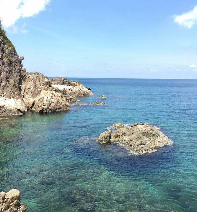 Cần chi đi đâu xa, ở Việt Nam cũng có những vùng biển đẹp không thua gì Maldives! - Ảnh 47.