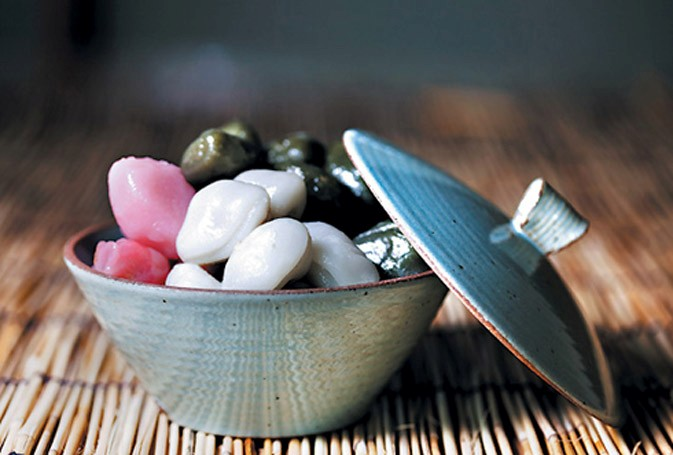 Bánh Trung Thu của người Hàn