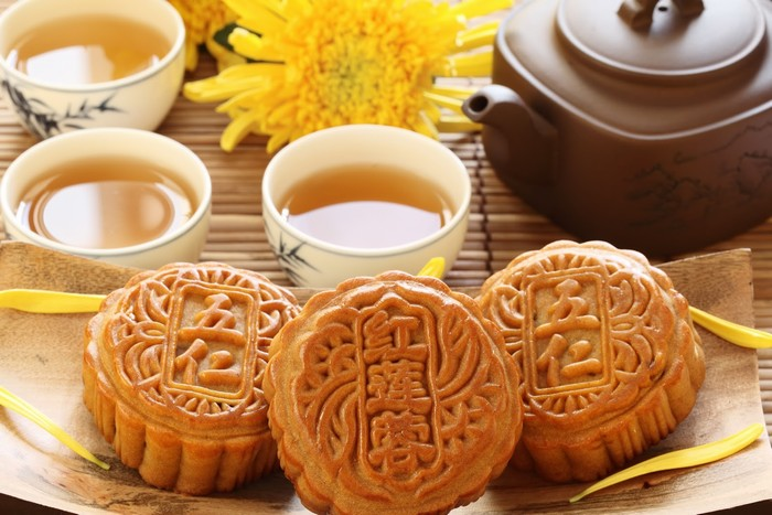 Hương vị Trung Thu Trung Quốc