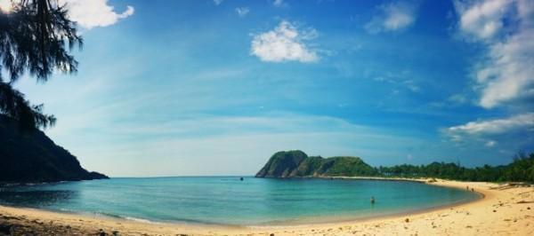 Vùng biển đẹp như thiên đường – món quà tuyệt vời cho những trái tim đam mê khám phá