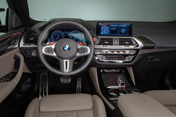 X3M X4M BMW Competition Interior