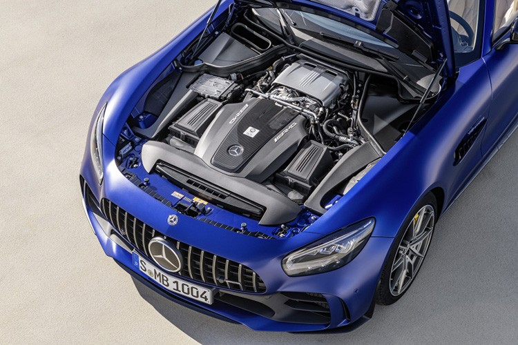 AMG GT-R Roadster