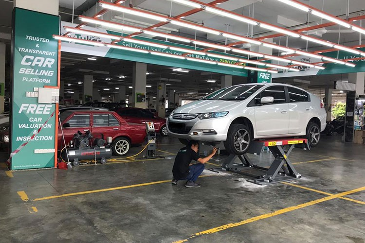 Honda Insight Inspection Cheras myTukar Batu 9