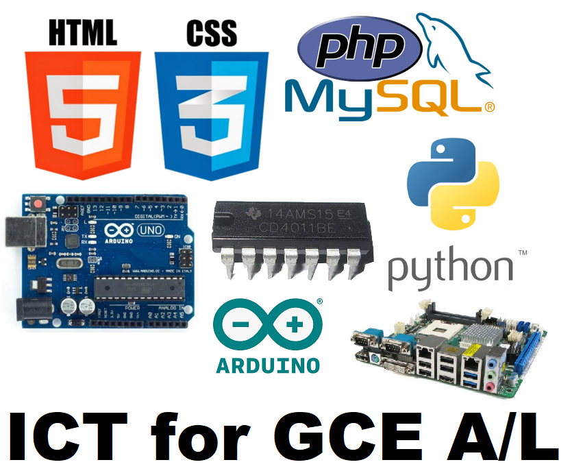 ICT for GCE A/L Group/Individual (Online)