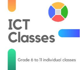 ICT Classes Badulla - Grade 6 to 11 - Individual
