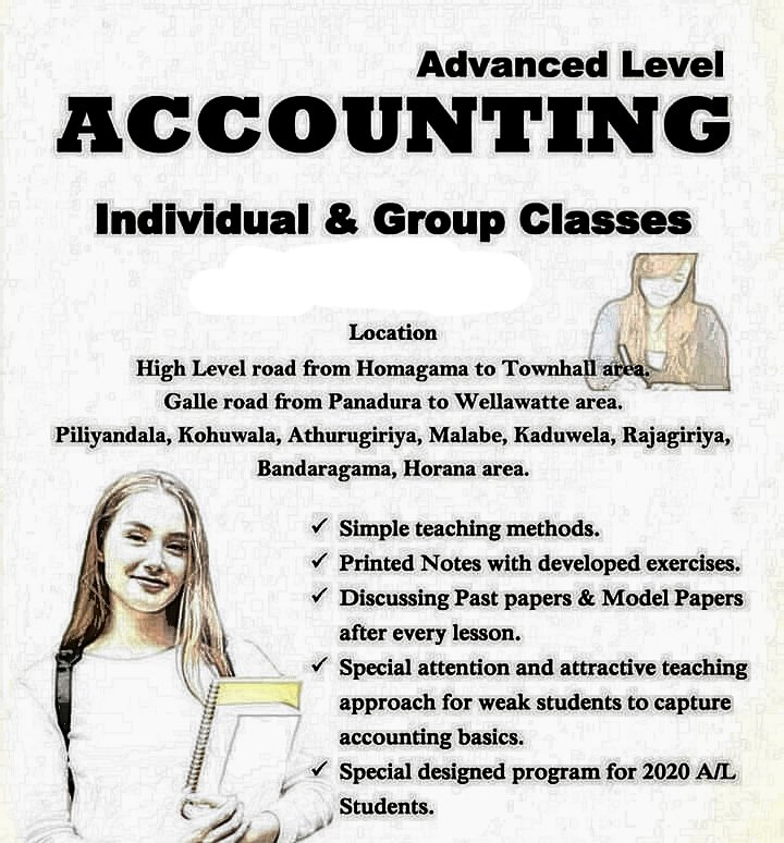 Advanced Level Commerce ( Accounting , Business Studies ,Economics)