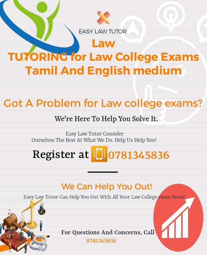 Classes for Attorney at Law exams