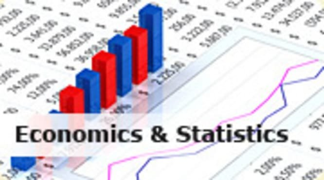 Economics and Statistics (online free classes)