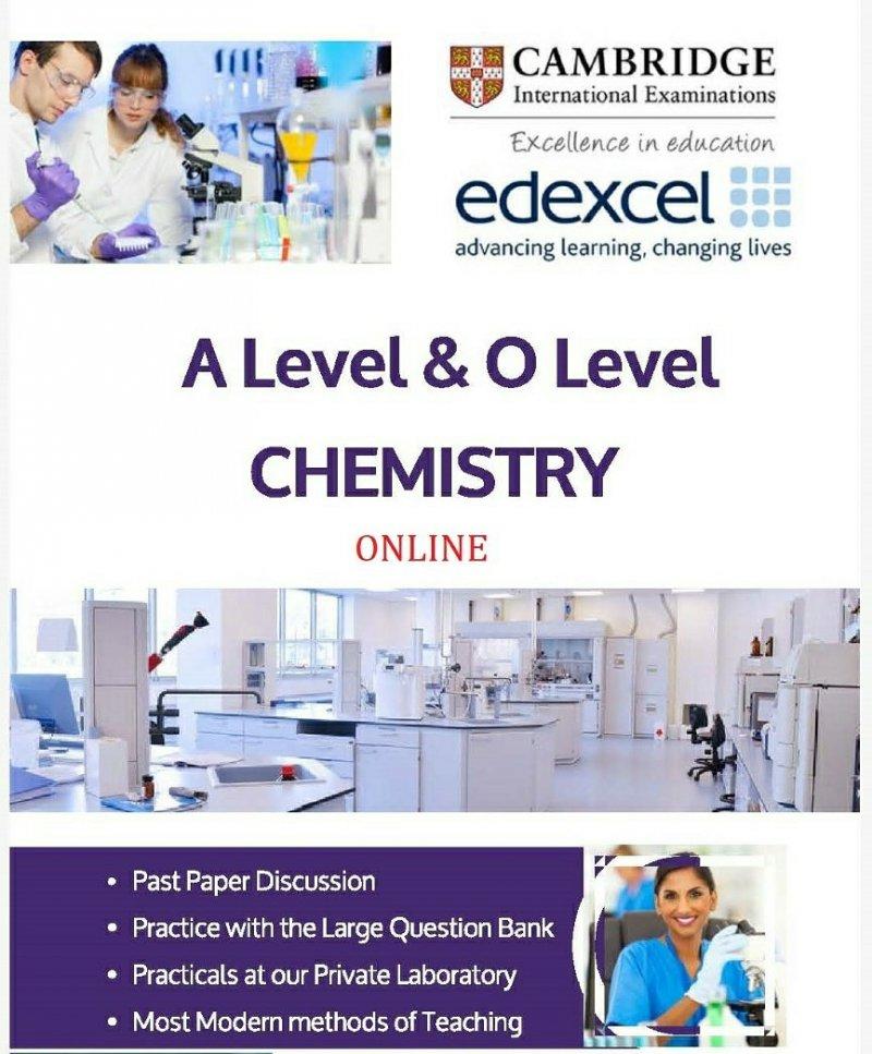 Chemistry  Advanced Level Class