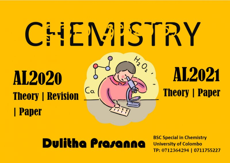 A/L Chemistry Theory , Paper and Quick Revision