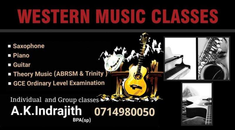 Western Music Classes