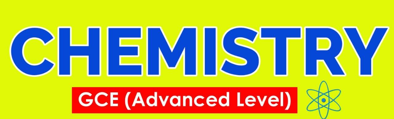 Advanced level chemistry classes 2021/2022(Home visits)