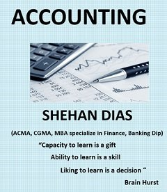 Accounting (A/L & O/L  Local & International)