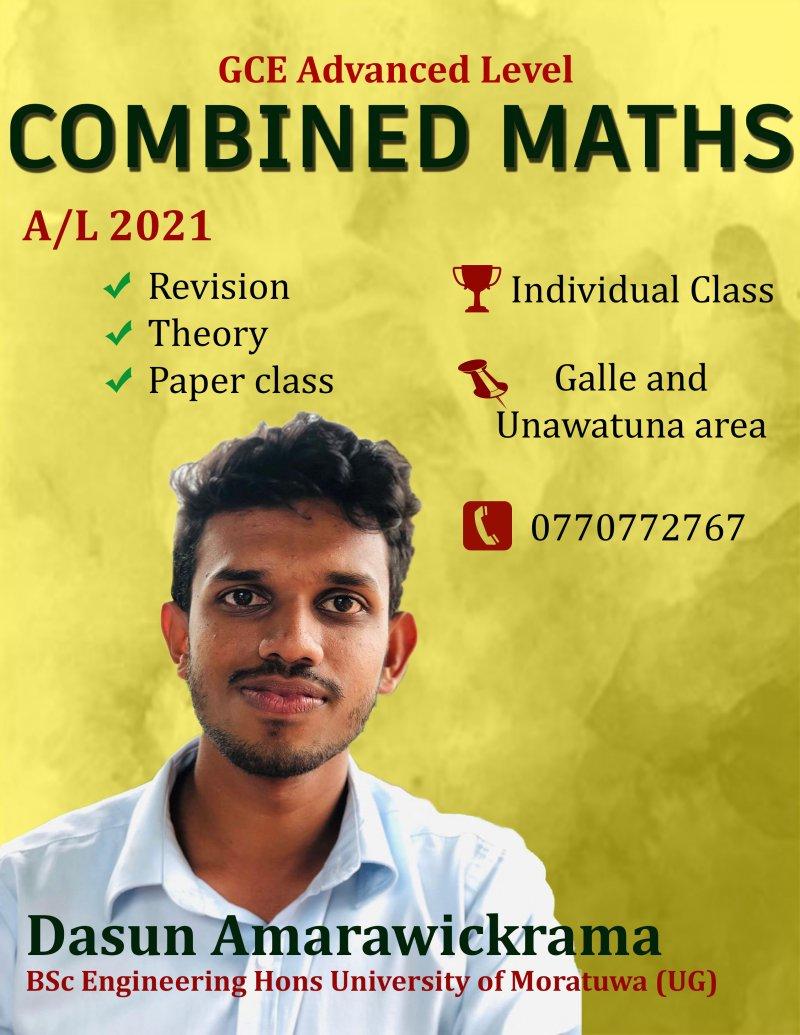Combined Mathematics