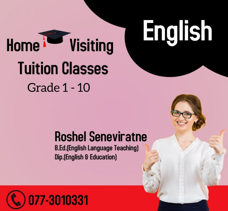 Home visiting tuition classes