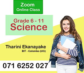 Online Science Class for 6,7,8,9,10,11 Students