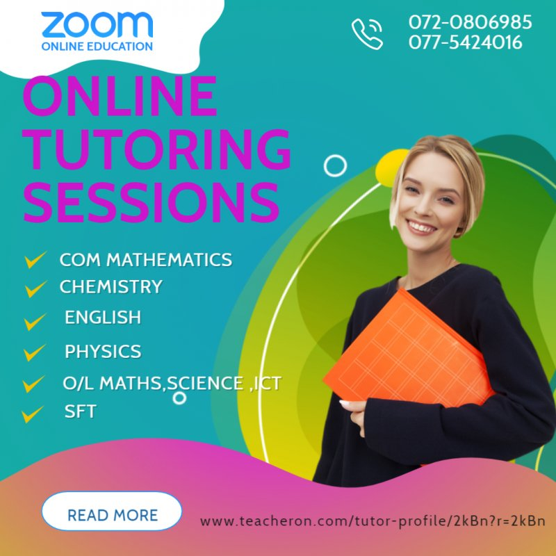 Online classes 2021/2022