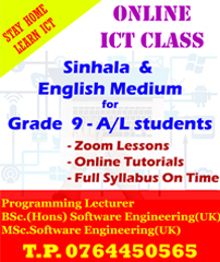 Online Zoom Classes for Grade 6 - 9, Ordinary Level & Advanced Level - University Lecturer