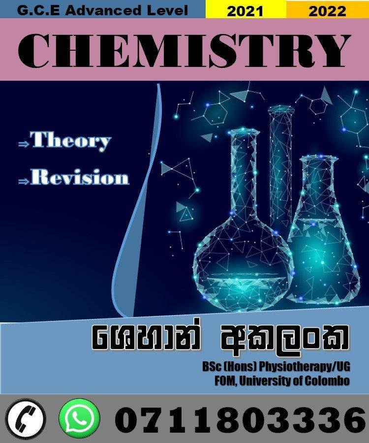Online & Home visit chemistry