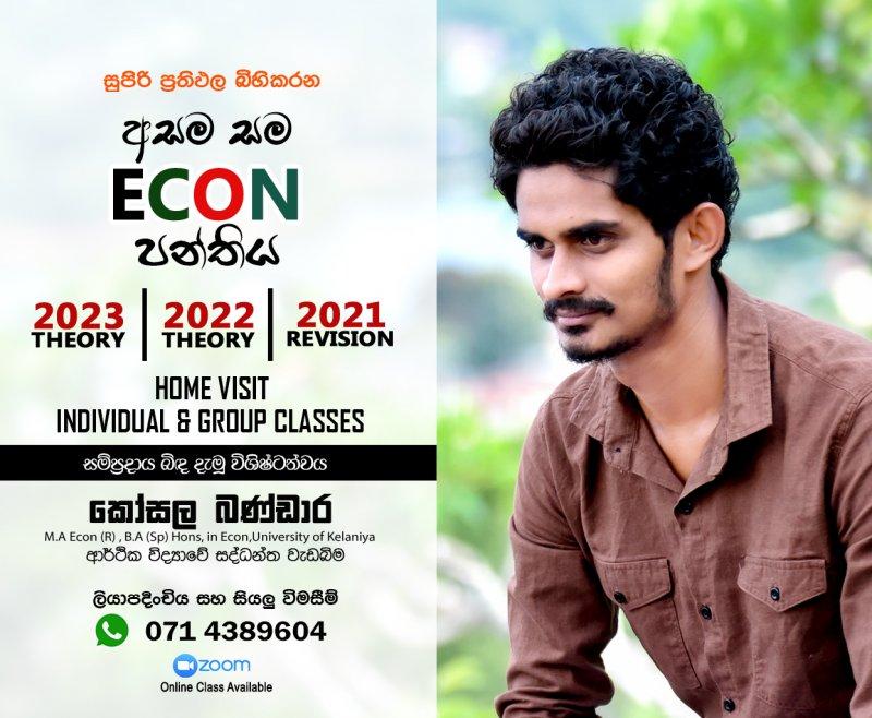 Advanced Level Economics