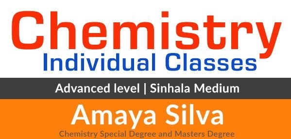 chemistry individual classes ONLINE