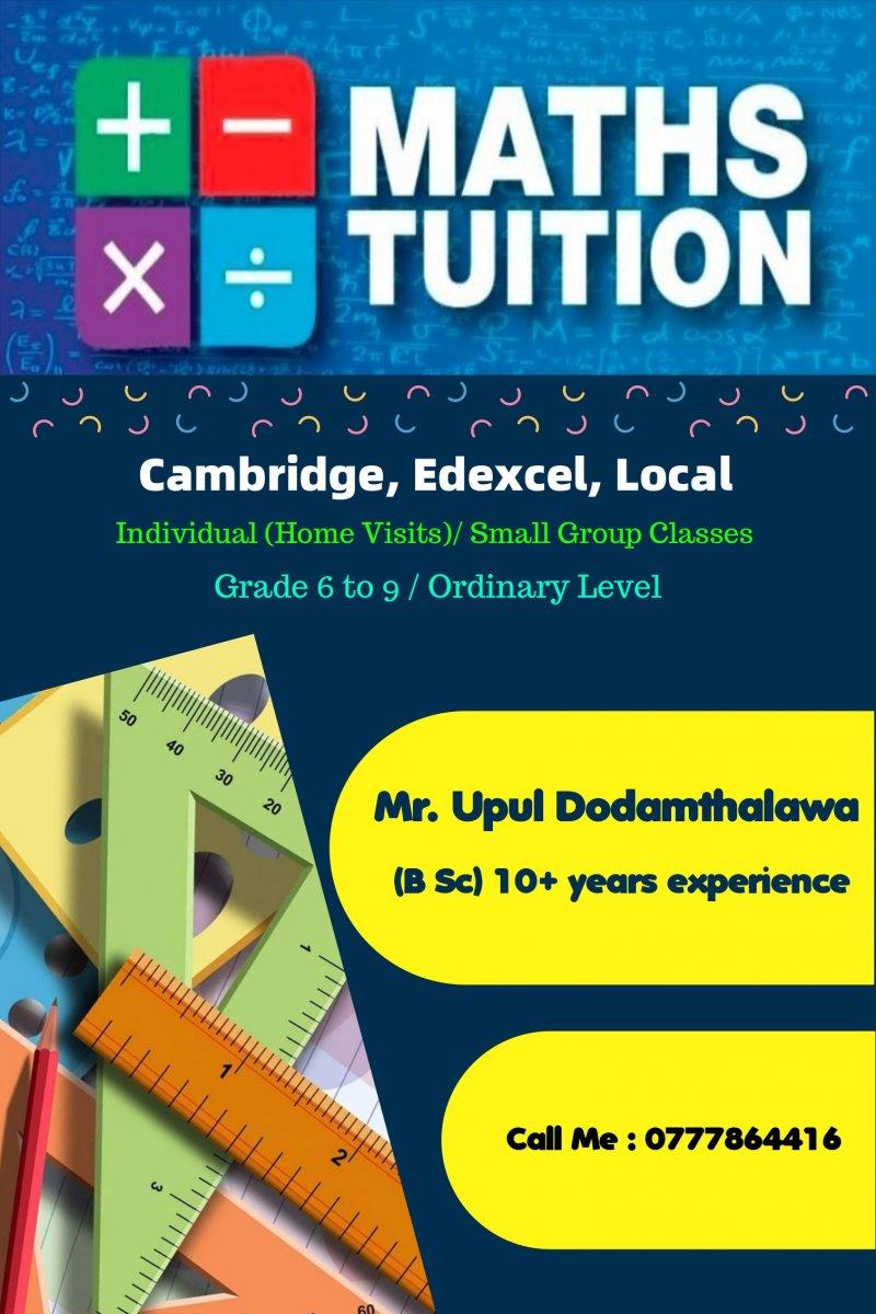 Cambridge,Edexcel O/L Mathematics Theory/Revision/Past Paper Discussion