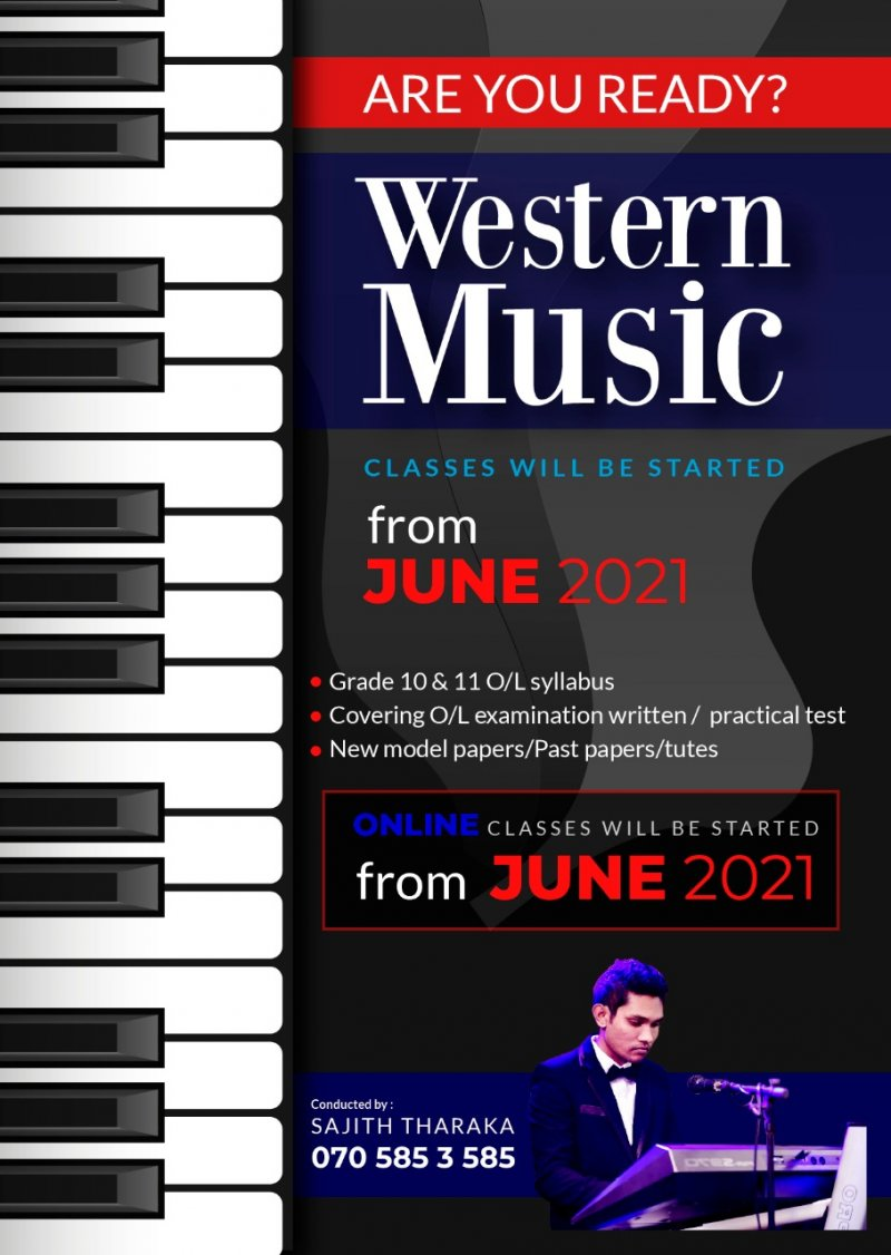 (Western & Eastern )Music for O/L