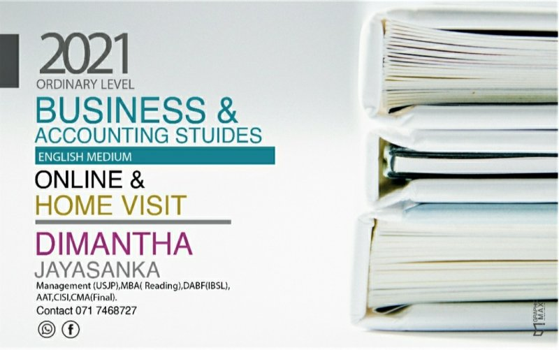 O/L Business and Accounting Studies
