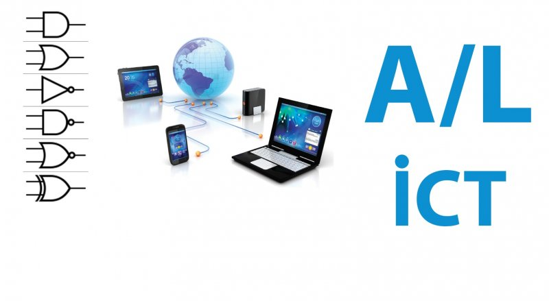 ICT  for Grade 6 to A/L ( English Medium)
