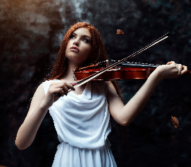 Eastern and western music Violin Classes