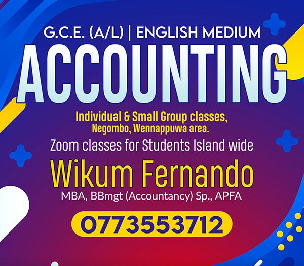 Accounting A/L