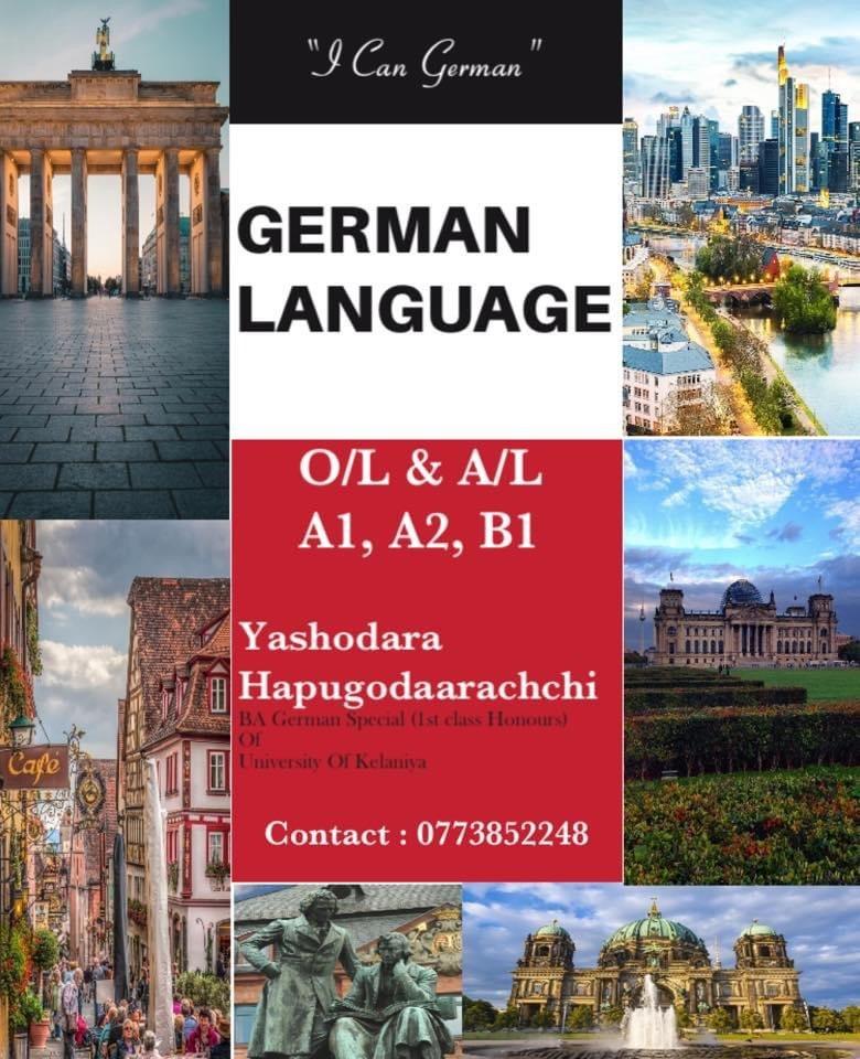 German Classes for A/L & O\L