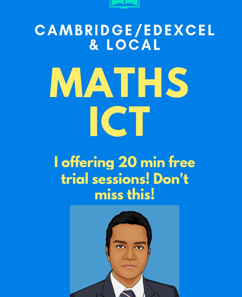 Mathematics / ICT