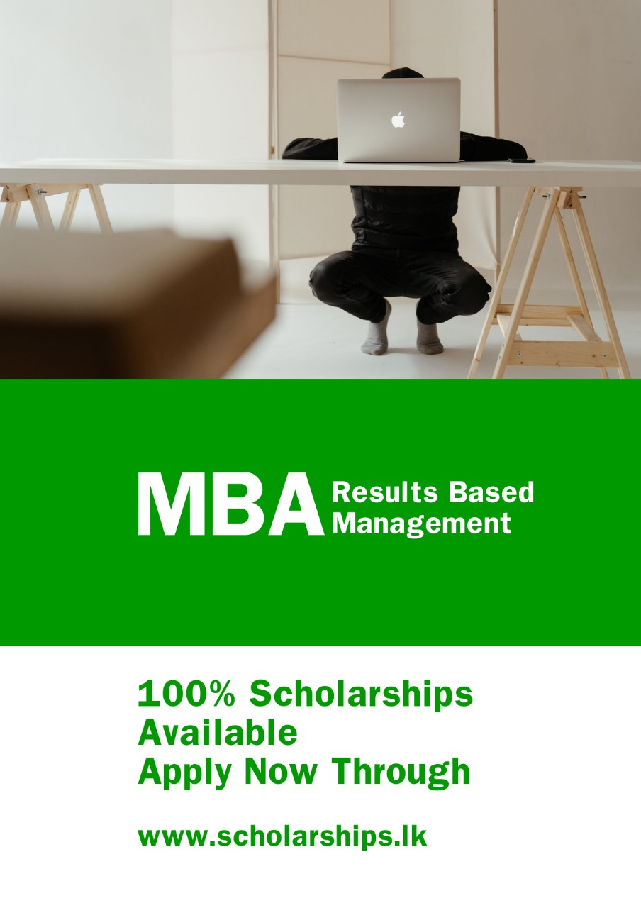 100% Tuition Free MBA Scholarships