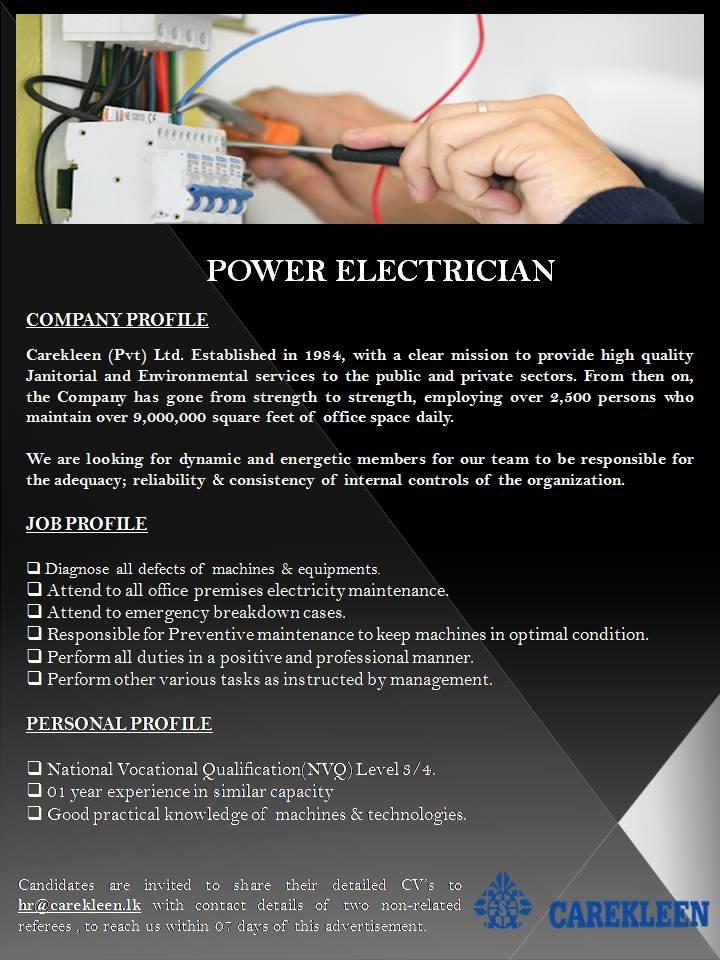 Power Electrician