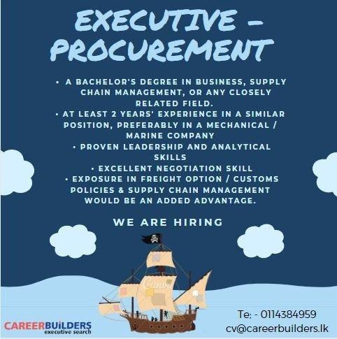 Executive - Procurement