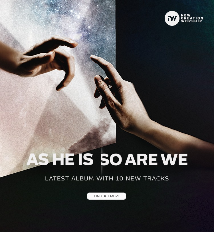 As He Is, So Are We is inspired by the Bible truths that have transformed our lives through the preaching of our Senior Pastor Joseph Prince over the years. This album is an expression of who we are as new creations in Christ, and who Jesus is to us.
