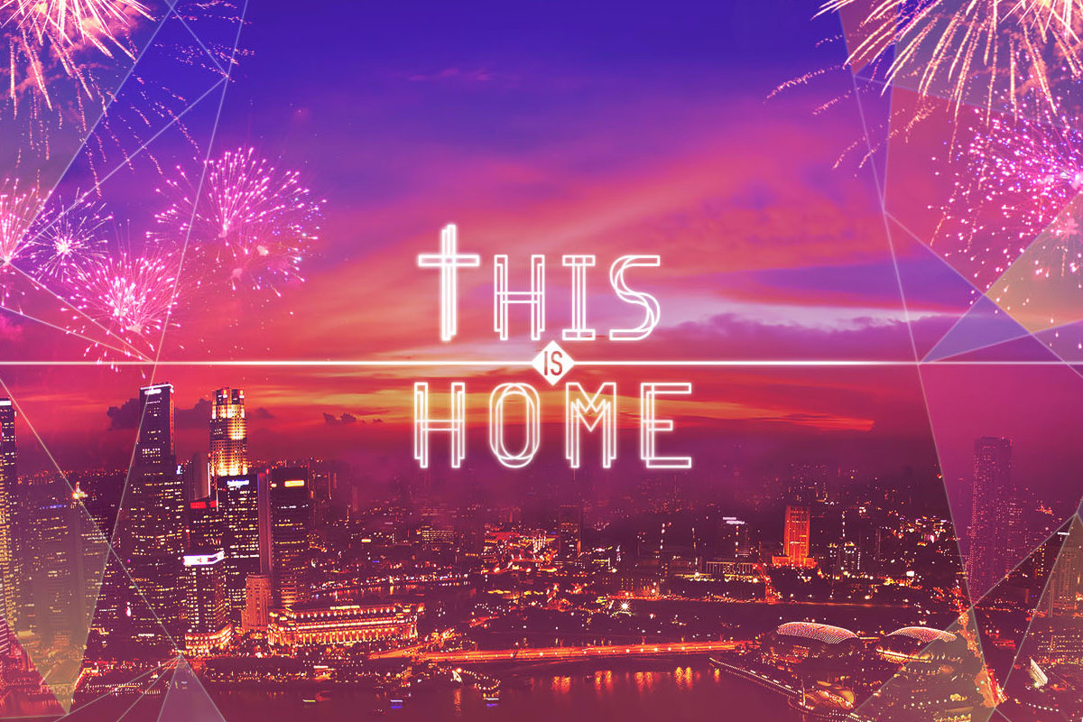 this is home wallpaper