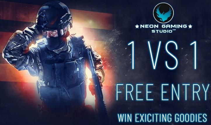 Tournament -Neon Gaming Studio Open Series CS GO ( 1 v 1