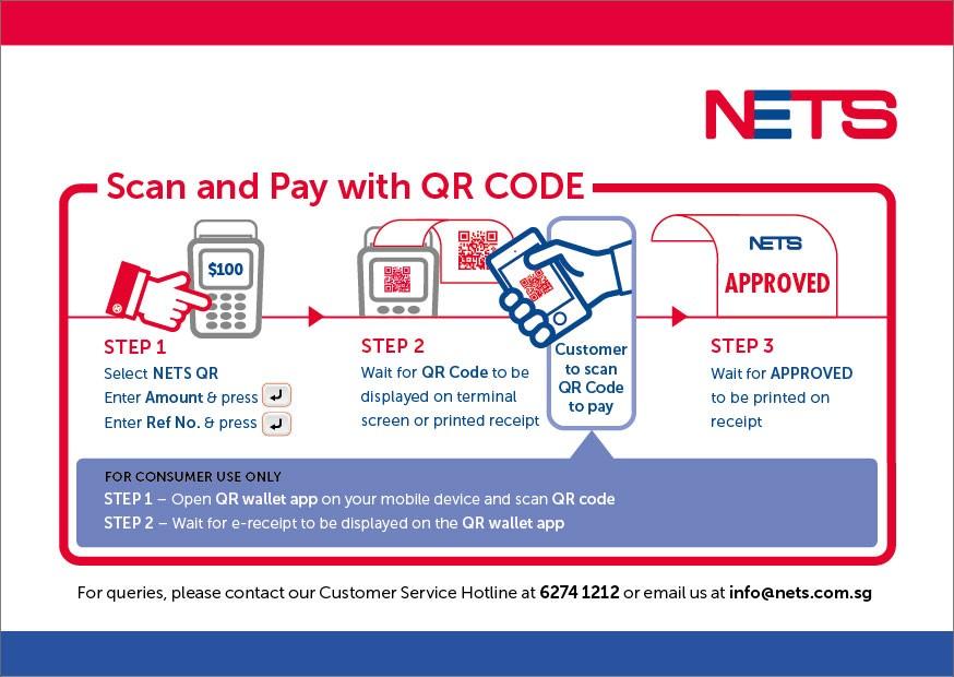 NETS | NETS QR
